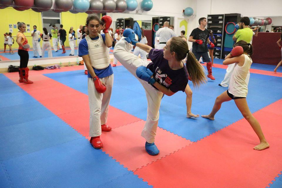 Karate Agonisti e Amatori
